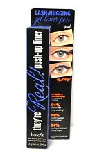 Benefit They're Real Push-Up Liner Gel Liner Pen in Beyond Blue Boxed 0.04 oz