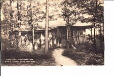 Central Valley, NY  Y.W.C.A. Summit Lake Camp  Echo Lodge 1930s