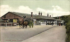 Falmouth. Railway Station.