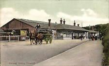 Falmouth. Railway Station.