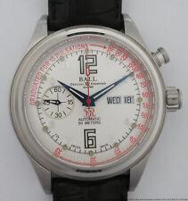 Ball Watch Pulsemeter CM1038D Automatic Doctors 1-button RARE Chronograph $2349