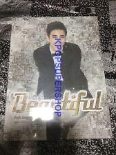 Park Jung Min Single Album Vol. 2 - Beautiful CD NEW Sealed K-POP KPOP SS501