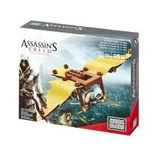 MEGA BLOKS Assassin's Creed 95 pcs set 94302 Da Vinci's Flying Machine Set