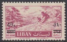Libanon Lebanon 1960 ** Mi.652 Sport Sports Skifahren Skiing Winter