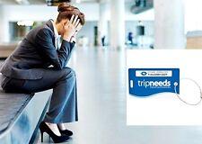 Okoban Global persi e trovati bagagli sacchi chiave PETS protezione TRACKER tag compagnia aerea