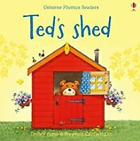 Ted's Shed (Phonics Readers) BOOK(PAPERBACK)