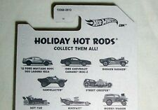 Hot Wheels 2013 Holiday Hot Rods - Full set of 8