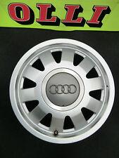 Original Audi A4 Alufelge 6J x 15 H2 ET45 Felge 4B0 601 025N Felge in 76646