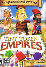 Tiny Token Empires (PC, 2012, THQ) - Free USA Shipping!