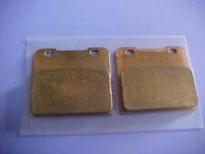 97 Suzuki VS1400 Gold Sintered Rear Brake Pads S72
