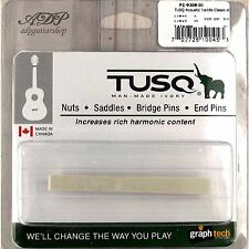 SILLET CHEVALET GUITARE CLASSIQUE GraphTech IVORY TUSQ Bridge saddle PQ-9208-00