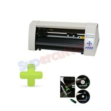 "Mini Desktop 20"" Vinyl Cutter Plotter Cutting Printer+WinPCsign 2012 RS500C DIY"