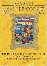 Marvel Masterworks Vol 240 Invincible Iron Man 10 by Friedrich & Tuska  2017 HC
