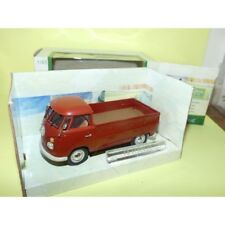 Volkswagen Combi T1 Pick Up Baché Rouge & Blanc 1/43 VW