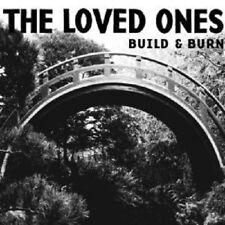 "THE LOVED ONES ""BUILD & BURN"" CD NEUWARE"
