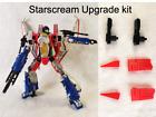 Starscream Studio Series SS72 Leg Filler Bicep Null Ray Mount Upgrade Kit TF-Lab