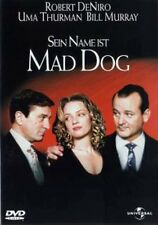 Sein Name ist Mad Dog mit  Robert De Niro, Uma Thurman, Bill Murray NEU OVP