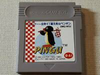 PINGU Game Boy Gameboy GB Nintendo Authentic Game Soft Only JP