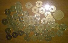 25 PESETAS LOTTO STOCK 53  MONETE+1 da 500