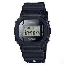 CASIO G-SHOCK x PIGALLE Limited Edition Black Watch GShock DW-5600PGB-1