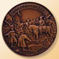 Hungary 896 - 1996 Millecentenarium - Hungarian Conquest 1100th Anniversary UNC
