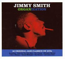 JIMMY SMITH -  ORGAN IZATION (NEW SEALED 3CD)