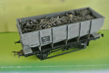 One (1) off Dapol 00 Gauge B1 B.R. 21 Ton Grey Hopper Wagon VGC BOXED