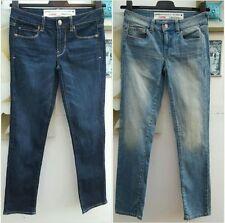 Indigo, Dark wash Mid Rise Plus Size L30 Jeans for Women