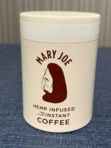 Barry McGee Art  Mary Joe Swift Cup Coffee Instant Hemp Infused
