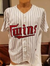 10d91a8b8 RARE Minnesota Twins 1991 Sz 48 SEWN ON TEAM ISSUED GAME Jersey, Never Worn!