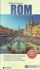 Briefversand Reiseführer Stadtplan Rom Spanische Treppe U-Bahn 2019/2020 NEU OVP