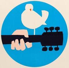 Woodstock # 11 - 8 x 10 T-shirt iron-on transfer blue background