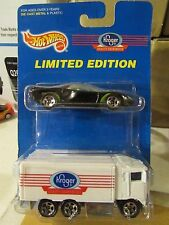 Hot Wheels Kroger Limited Edition 2 cars in this pack! with Banshee