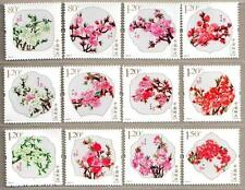 CHINA 2013-6 Peach blossom with Smell Flowers stamps 桃花