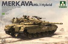 Takom Models 1/35 Israeli Main Battle Tank Merkava Mk.1 Hybrid