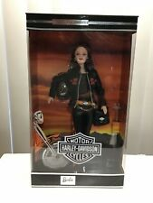 2000 Harley Davidson Barbie Doll Collectors Edition, Pre-Owned
