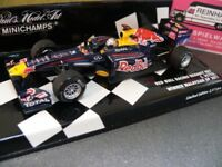 1/43 Minichamps Red Bull Racing Renault RB7 Malaysian GP 2011 S.Vettel #1 ...