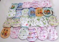 LOT 50 PCS /25 Pairs WHOLESALE GLOVES  MITTENS For NEW BORN BABY  Babies