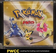 2000 Pokemon Neo Genesis 1st Edition Factory Sealed Booster Box, 36ct Packs