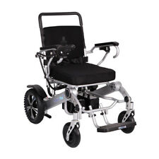 NEW MobilityPlus+ Lightweight Electric Wheelchair | Instant Folding, 24kg, 4mph