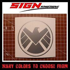 Avengers Shield Logo sticker decal vinyl marvel comic superhero