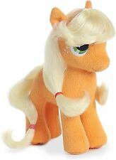 """Aurora World My Little Pony/Applejack Pony/6.5"""" Plush"""
