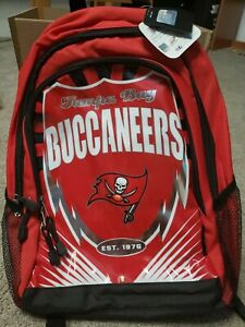New NFL Tampa Bay Buccaneers Backpack!  Perfect for Back-to-School!