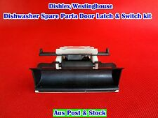 Westinghouse, Dishlex Dishwasher Spare Parts Door Latch & Switch Kit (D95) Used