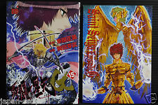 JAPAN Megumu Okada manga: Saint Seiya Episode.G vol.15 Limited Edition