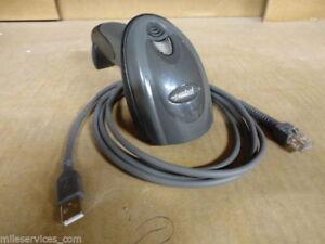 Symbol DS6708 Handheld 2D * USB Laser Barcode Scanner + USB Cable