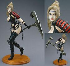 Rachel Ninja Gaiden Sexy Figure Model Resin Kit Unpainted Unassembled 1/6