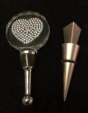 2 Corkscrew Wine � Bottle Stoppers