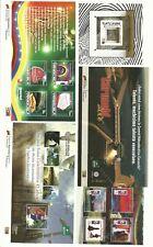 Venezuela: Lot of 5 differents souvenir sheets. VE2633