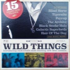Various - Classic Rock Magazine Wild Things CD (CD) From Issue 217